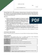 MEP Eng - CV.docx