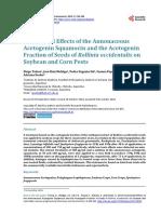 Acetogenin Squamocin