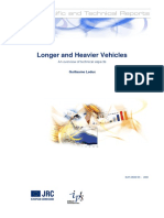 Longer and Heavy Vehicles
