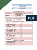 Cuadros Evaluacion y Desempeño