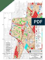 Mapa de Zonificación de Pueblo Libre