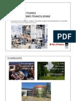 L'économie de l'Ile-de-France - situation 2016