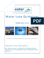 100503 Waterloss Guidelines New Zealand
