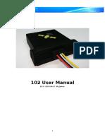 102 User's Manual V2.0