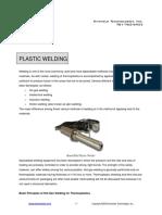 Plastic Welding Using Kamweld s Durable Welders