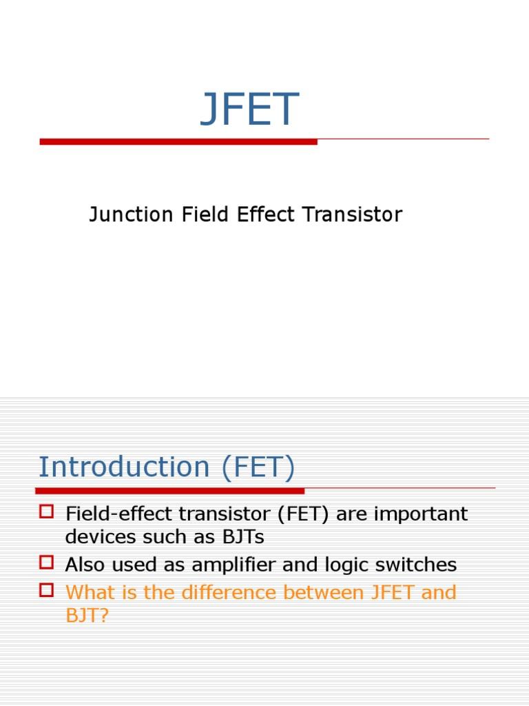 Fet Field Effect Transistor Mosfet Tutorial Circuits