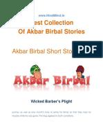 Akbar Birbal PDF New 1