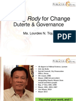 Getting Rody for Change - TIQUIA