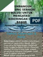 Presentasi Tugas Perancangan Sistem Drainase
