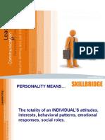 Personality Development Ppt