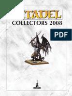 Citadel Collectors Catalogue 2008