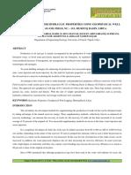 EVALUATING RESERVOIR HYDRAULIC PROPERTIES USING GEOPHYSICAL WELL LOGGING IN (O) OIL FIELD, NC – 115, MURZUQ BASIN, LIBYA
