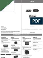 9500 c i Install Manual
