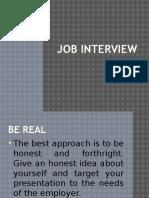 Job Interview Remz