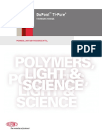 PL B Polymers Light Science