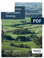 Final Future Urban Land Supply Strategy Plan