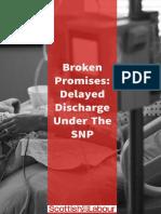 Delayed Discharge
