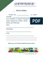 8 Proces Verbal