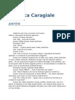 Ion Luca Caragiale-Justitie 10