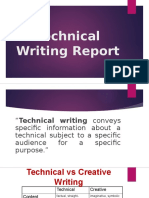 Technical Writing Report 2016-17.pptx