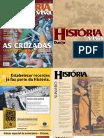 Revista História Viva- As Cruzadas