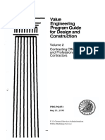 (2) Value Engineering Program Guide for Design and Construction Vol 2