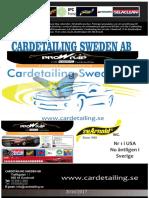 Car Detailing Katalog