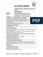 Fosroc ConPlast_Safety Data Sheet