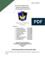 Laporan PBL Kaki Bengkak Kelompok 7