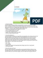 10 Komponen Kebugaran Jasmani