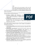 4dep assignment 1 Cipd assignment 1- 3 hrc  assignment – 4dep part a the purpose of hr professional map is to brainstorm how hr adds values in an organization in addition, what .