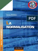 La Normalisation Secteur Automobile
