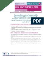 C4-SVT- Conservation d Un Ecosysteme en Crau