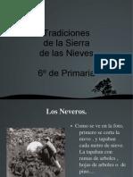 Oficios y Tradiciones Sierra de las Nieves