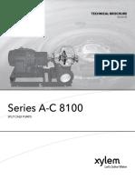 Split Case Pumps Technical Brochure - Xylem