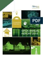 GPCA Annual Report 2014