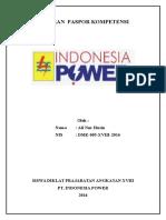 Cover Paspor IP 2016