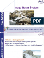 the drainage basin system