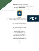 CUENCAS DE HIDROCARBUROS DE PERÚ