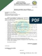 School Hrd Designation