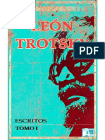 Escritos (1929-1940), Tomo I - Leon Trotsky