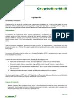 CryptosecMail | Información técnica sobre el servidor de mensajería