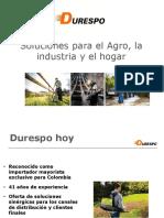 _DURESPO Presentación General FEB2015