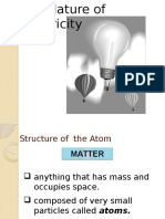 Lesson 1 - The Structure of Atom
