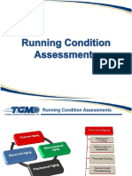 Running Condition Assessments for Generators