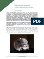 Crystal Skull Guide