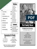 FBC Newsletter 7 2016.Pub