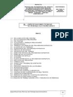 Especificaciones Tecnicas de Montaje Acraquia