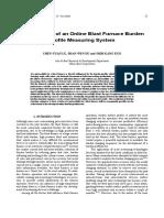 PDF-no23-05--Development of an Online Blast Furnace Burden Profile Measuring System