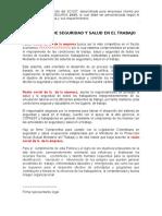 GUIA POLÍTICA DE SEGURIDAD Y SALUD EN EL TRABAJO.docx